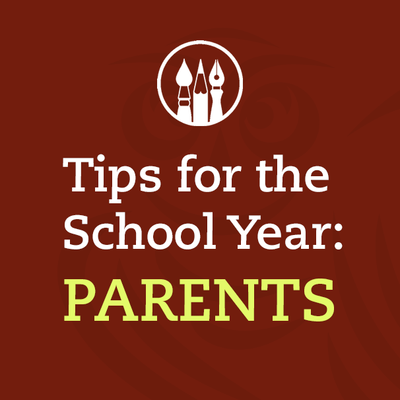 School Year Tips for Parents