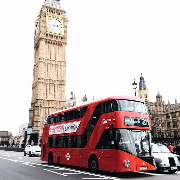 London Calling!  Top Ten Reasons to Cross the Pond for College